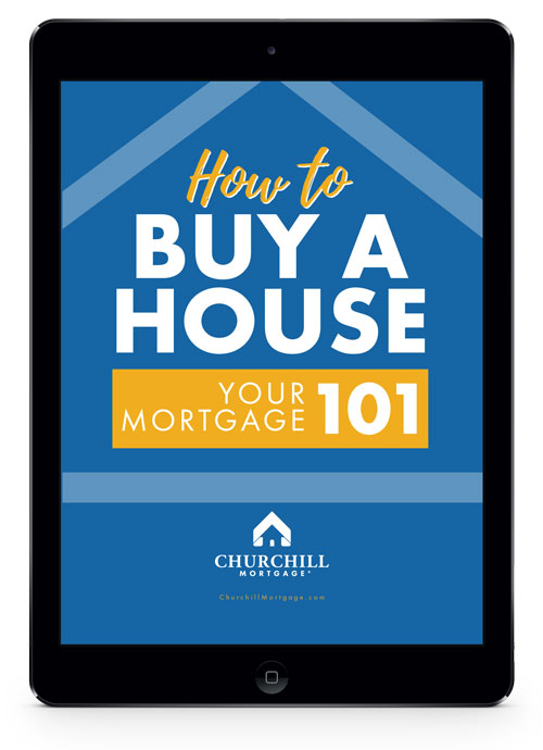 black ipad with ebook cover How To Buy A House : 101