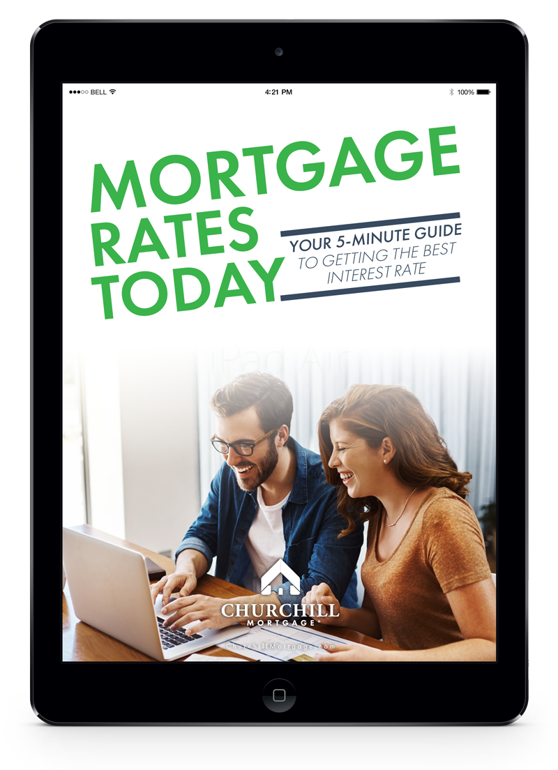 mortgage rates today ebook cover