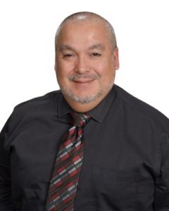 Albert Garcia headshot