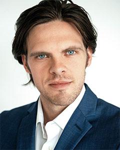 Seth Clarke headshot
